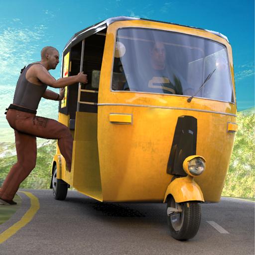 Mountain Modern Rickshaw Auto (game)