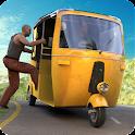 Mountain Modern Rickshaw Auto icon