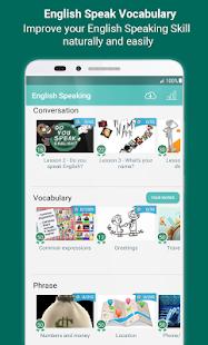English Speaking Practice & Vocabulary 2
