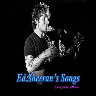 Ed Sheeran Songs Full Album MP3 - náhled