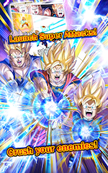 DRAGON BALL Z DOKKAN BATTLE APK screenshot thumbnail 9