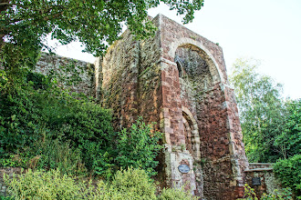 Photo: Rougemont Castle