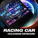 Racing Car Dashboard Keyboard Theme APK