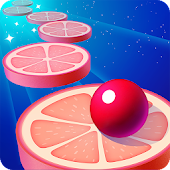 Splashy Tiles: Bouncing To The Fruit Tiles Icon