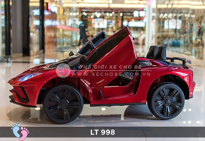 Xe hơi điện đồ chơi trẻ em LT-998 4