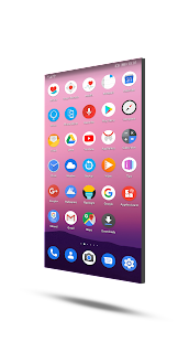 DMD2 EMUI 9.0 Theme Screenshot