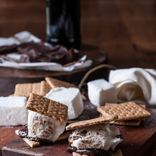 Stout Chocolate Bar and Belgian Ale Marshmallows