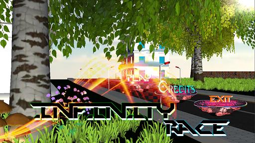 Infinity Race screenshot 1