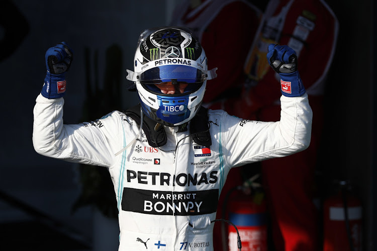 Valtteri Bottas in Australia proved that he was a man on a mission.