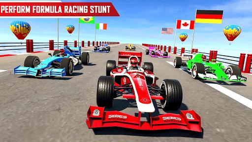Formula Car Racing Stunt: Ramp Car Stunts 1.0.4 screenshots 8