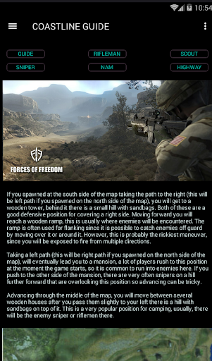 Forces of Freedom Game Guide 1.0 screenshots 1