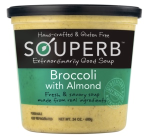 Broccoli with Almond