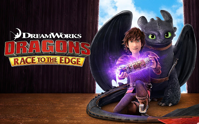 Dragons Race to the Edge Tab