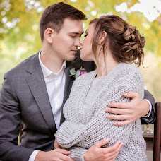 Wedding photographer Elena Finagina (LenaLight). Photo of 15.04.2017