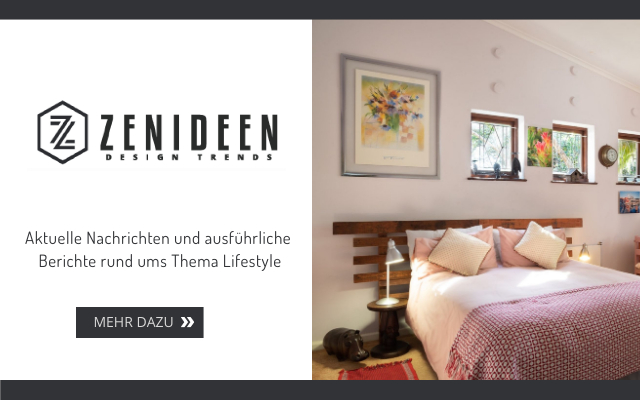 ZENIDEEN - Lifestyle Magazin