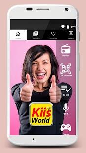Kiis FM Radio World FM Online Free Radio - náhled