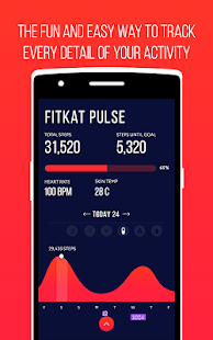 Fitkat- screenshot thumbnail