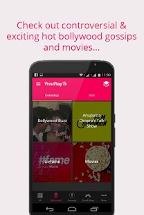 PressPlay TV Movies & Videos- screenshot thumbnail