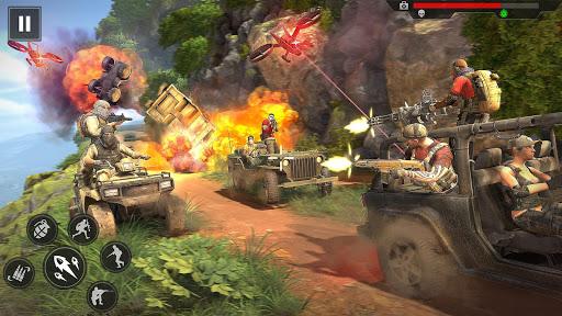 Code Triche Tir anti-terroriste (ATSS) mod apk screenshots 2