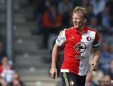 Dirk Kuyt is ook tegen AZ weer dé man van Feyenoord