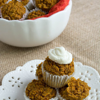 Gluten Free Apple Carrot Quinoa Mini Muffins (No Sugar Added)
