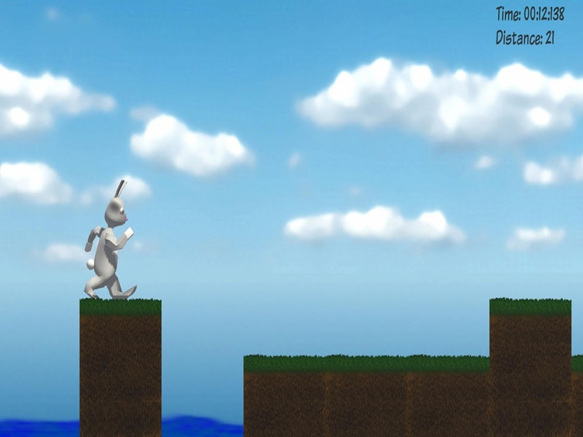 Hoppy Hare- screenshot
