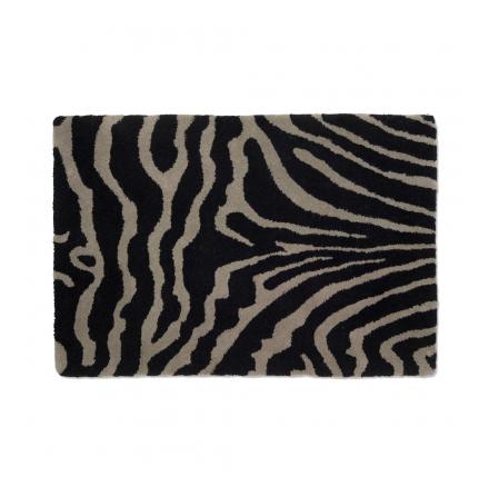 Zebra dörrmatta