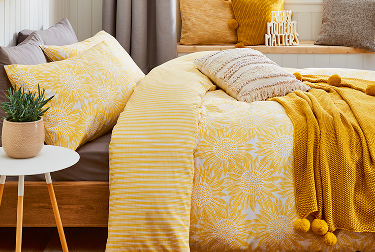 Turn your home into a relaxing beach house retreat with our Lemon Soul trend