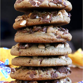 Snickers Cookies.