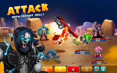 Monster Legends MOD 6.3.6 (Win With 3 Stars) APK 8