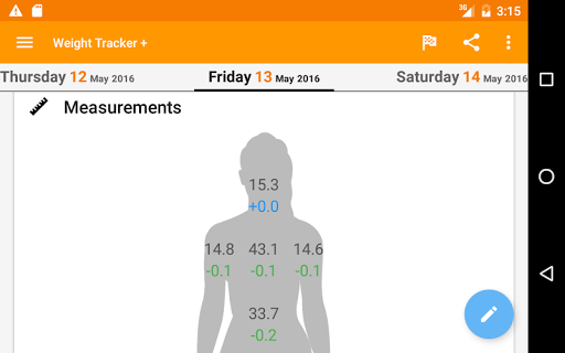Weight Loss Tracker + screenshot 14