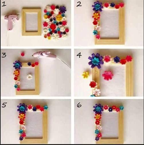 DIY Photo Frame Ideas- screenshot