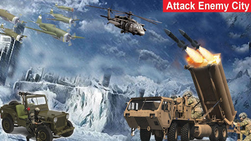 Real Missile Air Attack Mission 2020 apkmind screenshots 4