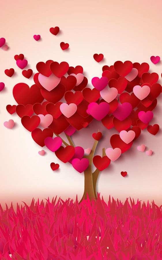 Heart picture wallpaper impremedia hd romantic hearts wallpaper screenshot voltagebd Images