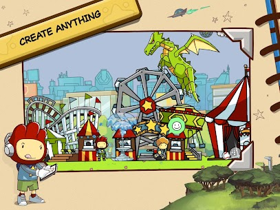 لعبة Scribblenauts Unlimited 8