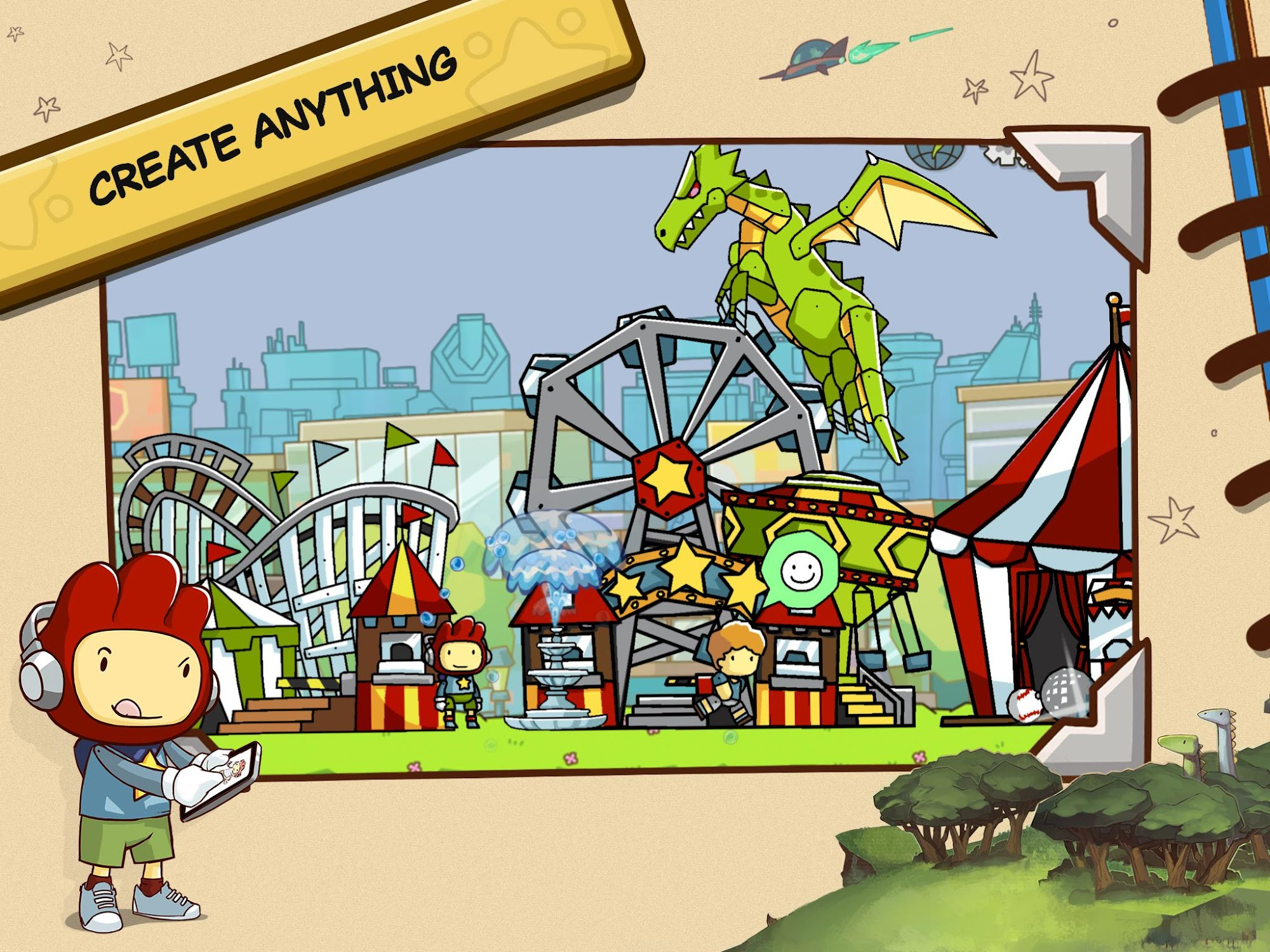 Scribblenauts Unlimited screenshot #8