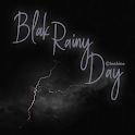 [임샤인] 블랙 레이니 데이 카카오톡 테마 (Black Rainy Day) icon