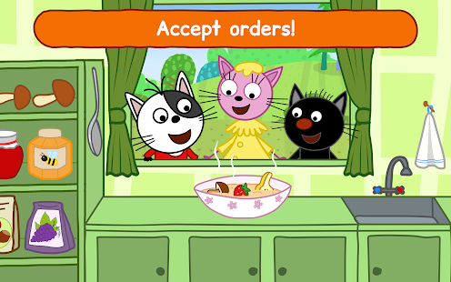 Download Kid-E-Cats: Kitchen Games & Cooking Games for Kids For PC Windows and Mac apk screenshot 10