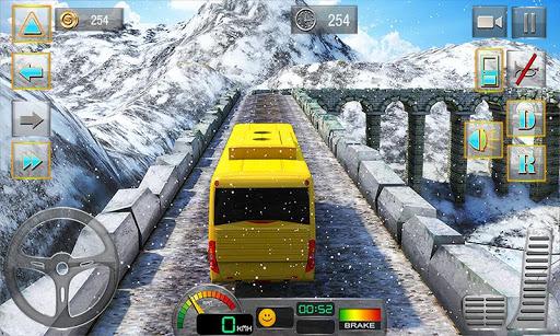 Bus Driver 3D: Hill Station 1.7 screenshots 1