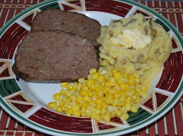 Beef Mix For Meatloaf, Meatballs, And Salisbury Steak Recipe