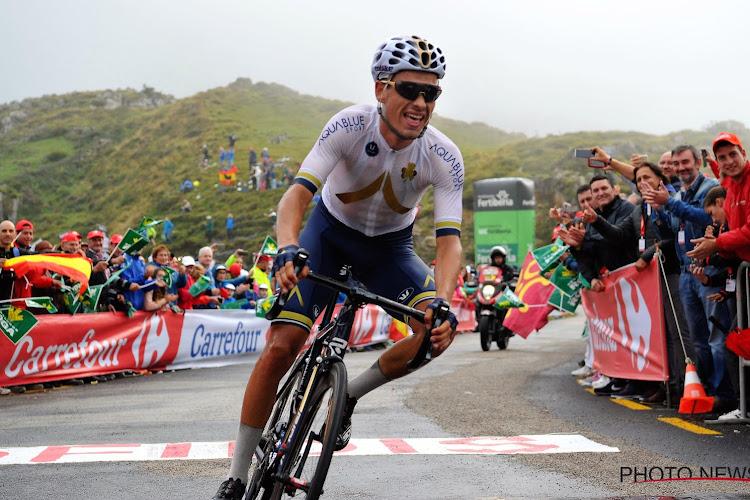 Monster van een beklimming wacht op Valverde, Roglic & co