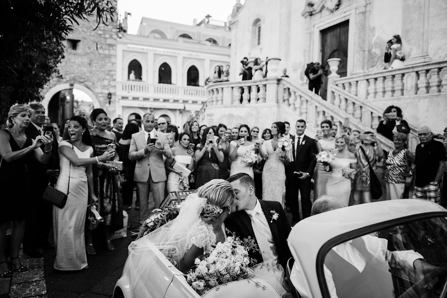 Wedding photographer Gianmarco Vetrano (gianmarcovetran). Photo of 29.03.2018