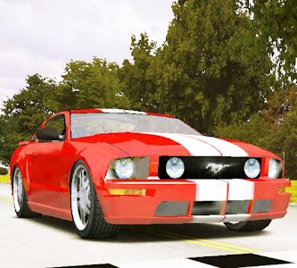Drag Car Racing screenshot 2