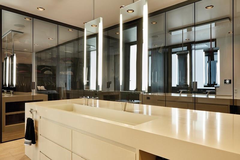 Cocina abierta e integrada en la zona pública de la casa - Schaller + Cocina Santos