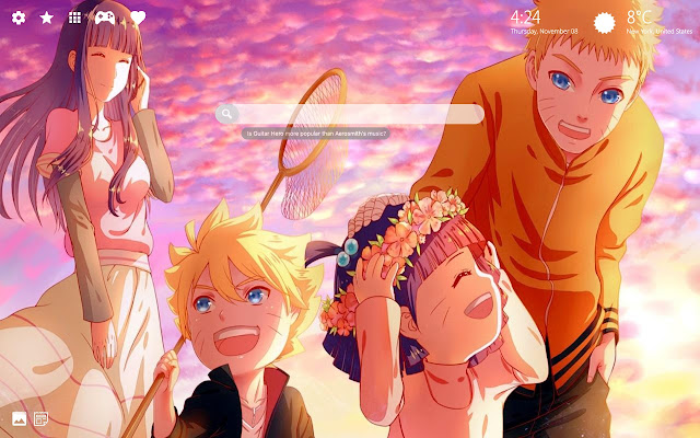Boruto Naruto The Movie Wallpaper Hd New Tab