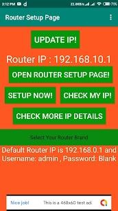 Router Setup Page Baixar Última Versão – {Atualizado Em 2021} 1
