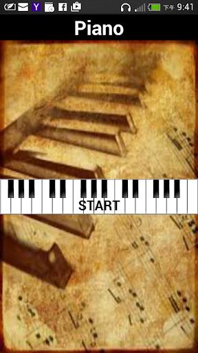 Piano遊戲