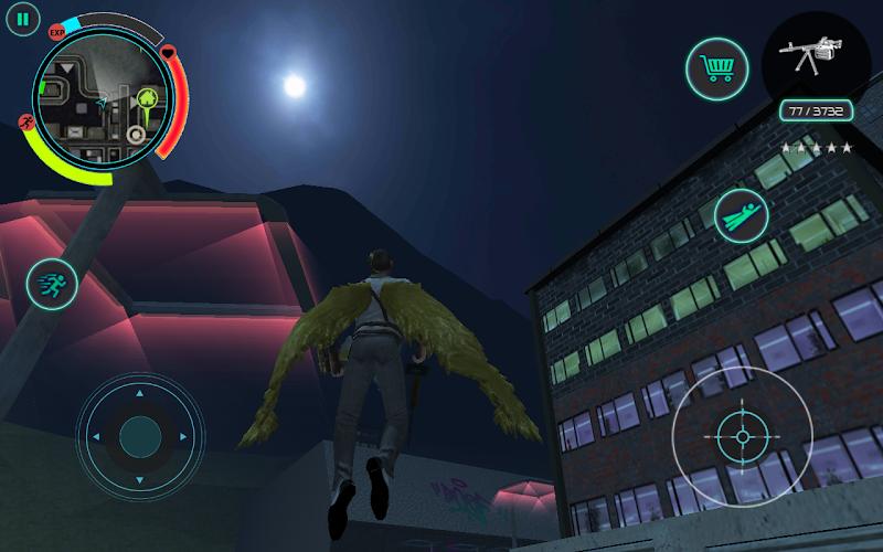 Battle Angel Screenshot 3