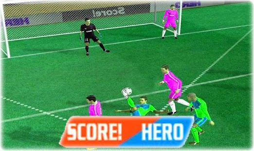 New; Cheat  Score! Hero - náhled