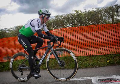 Tom-Jelte Slagter zet op zijn 31ste punt achter zijn wielercarrière